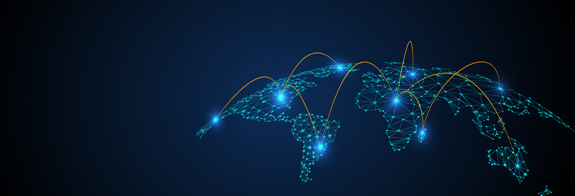 To Develop Global Network