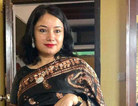 team Mrs. Ganga Dahal