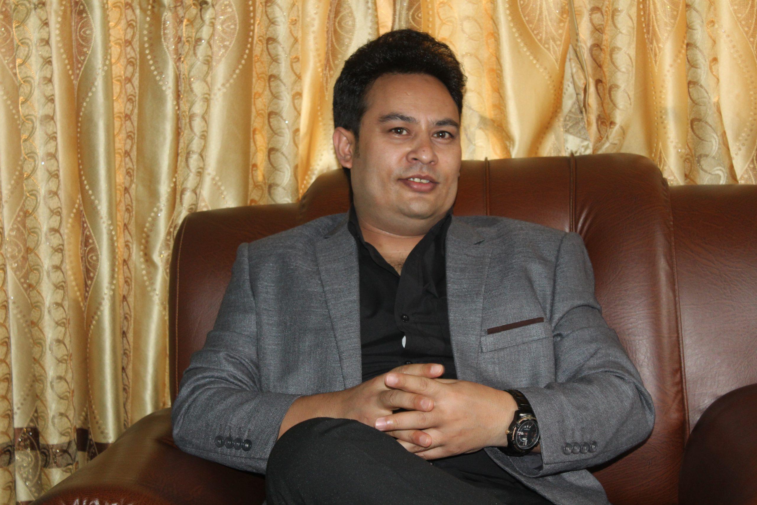 team Mr. Prakash Bikalpa