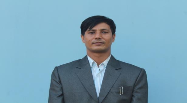team Dr. Sangam Khaiju