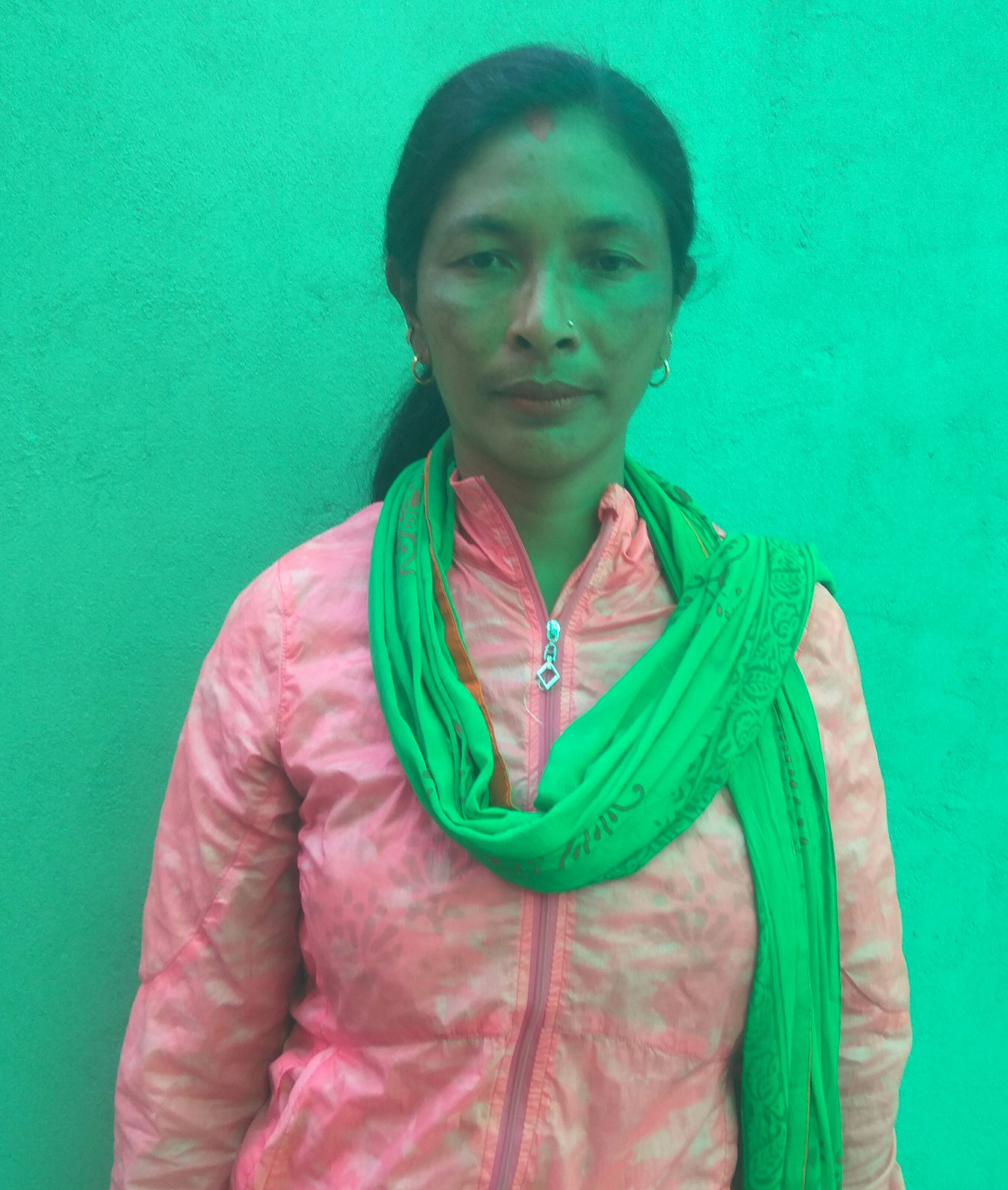 Mrs. Dhan Maya Majhi