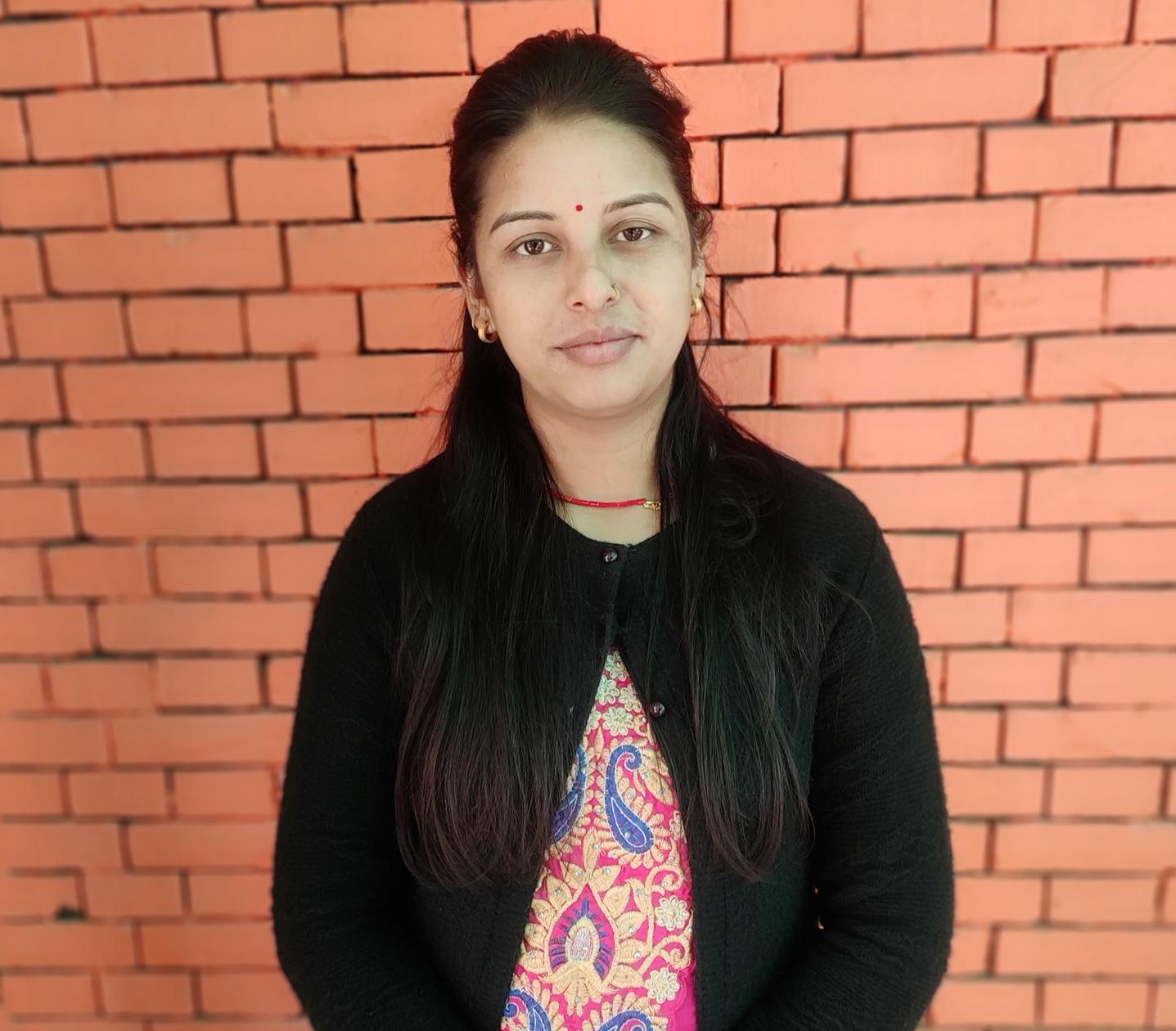 team Mrs. Shrijana Dhungana